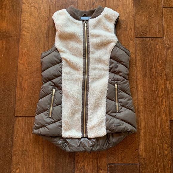 Athleta Jackets & Blazers - Athleta Goosedown and Sherpa Puffer Vest